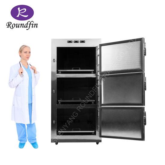 China Hospital Morgue Equipment Wholesale Mortuary Refrigerator Price