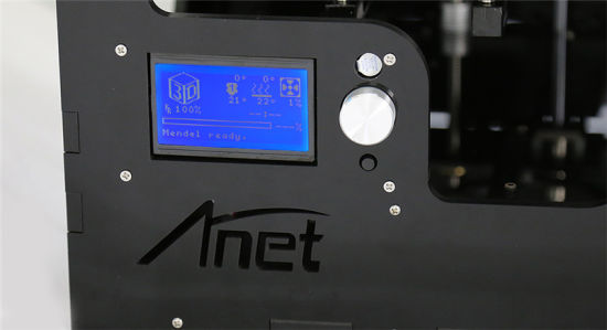 2016 New Version Stable High Precision Anet 3D Printer A3 Assembled Kit pictures & photos