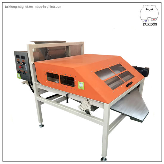 Factory Directly Selling High Quality Magnetic Separator for Tyre Recycling