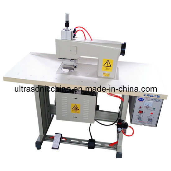 Ultrasonic Lace Sewing Machine for Cutting Lace (with CE)