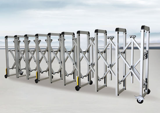 Safety Barrier for Depositary, Administer