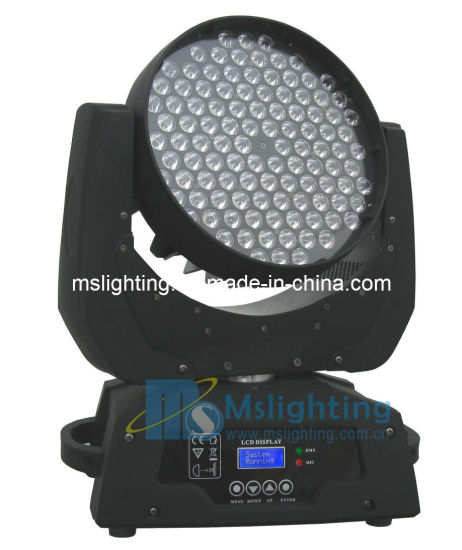 LED Stage Light/180*3W RGBW LED Moving Head Wash Light