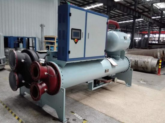 Anti-Corrosion Heat Pump Boiler for Aluminum Profile Anodizing pictures & photos