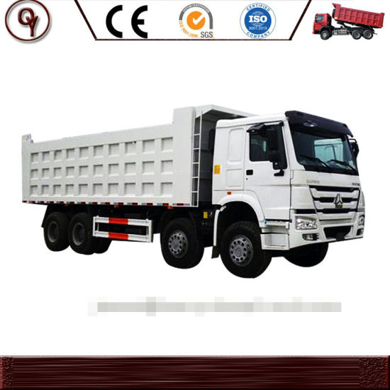 China Shacman HOWO Sinotruck 8/10/12 Wheels 4X2 6*4 8*4 Heavy Duty Tipper Dumper Rear Dumping Tipping Dump Truck with Lower Price