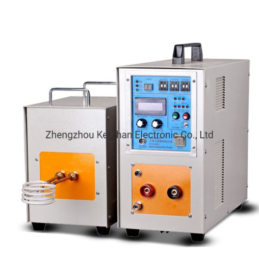 Digital High Frequency Induction Preheating Heater for Metal Heat Treatment