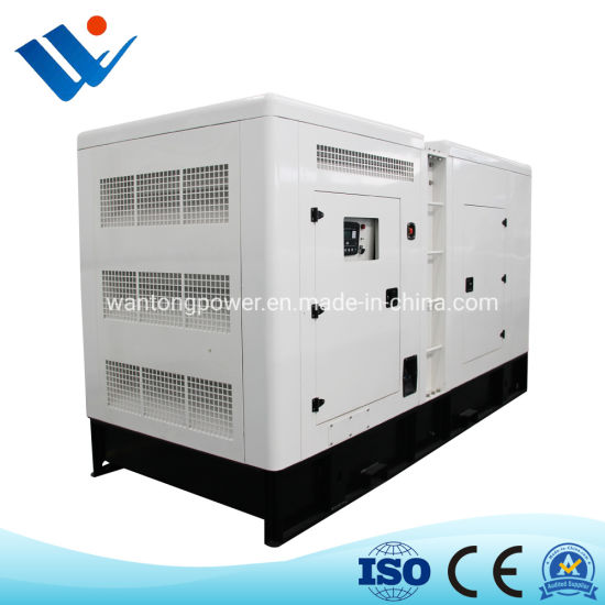 Wt-Mc2063 Diesel Generation with Mitsubishi Engine for Sale