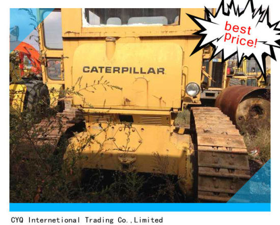 Used Cat D6c Bulldozer/Original Secondhand Caterpillar D6c Bulldozer for  Sale