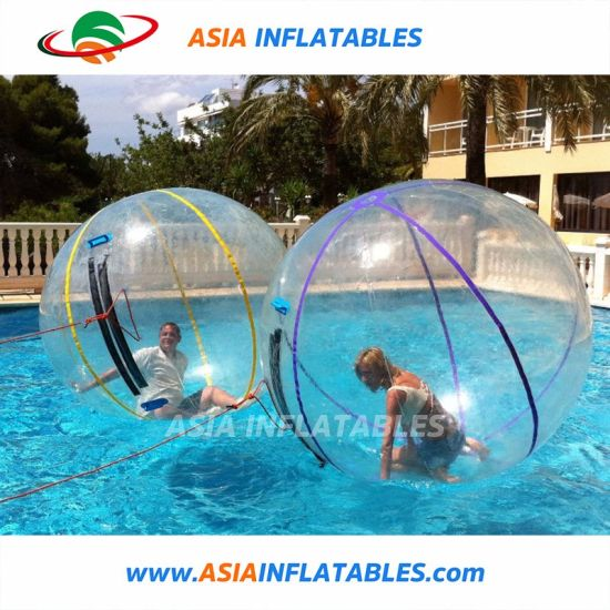 Commercial Grade Durable Inflatable Water Walking Ball for Wholesale
