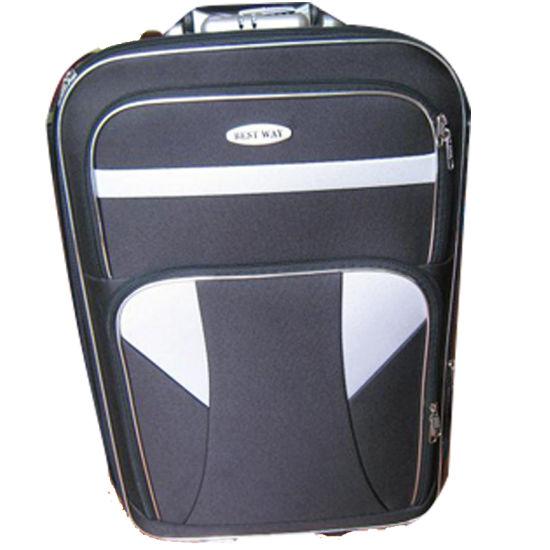 e6285b8f0eb9 China Africa Nice Cheap Lightweight EVA Suitcase Bag in CKD Type ...