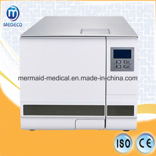 Ste-23-K 23L Benchtop Dental Autoclave with Inter Printer (Class N Veterinarian Autoclave Sterilizers) pictures & photos