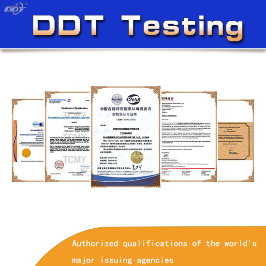 China One Stop Test and Certificate Service CCC Certification for ...