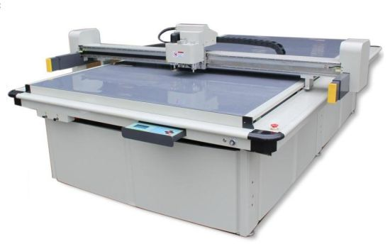 Carton Sample Oscillating Flatbed Cutter