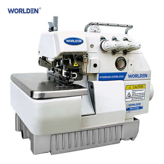 WD-737HC Thin Outline Overlock Sewing Machine