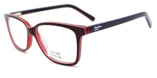 9b5dc1178924 Online New Trend Wholesale Ready Stock Acetate Optical Frame Eyewear Glasses  Spectacles Eye Optics (FXA1095)