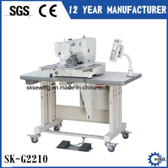 China Bas 324 326 Shoe Upper Handbag Automatic Program Pattern ...