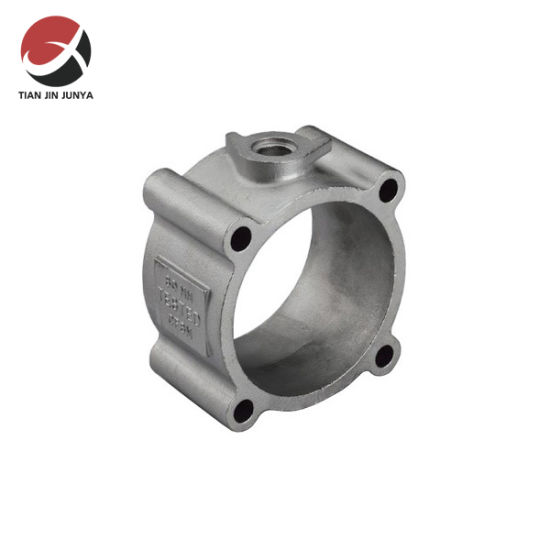 OEM/ODM Supplier Investment Factory Direct DIN/JIS/Amse Standard Stainless Steel 304 316 Customized Ball Valve Body Parts Used in Water Oil Gas Accessories