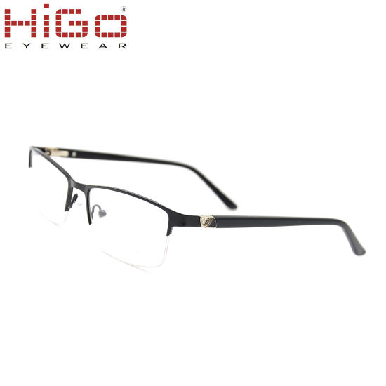 Stock New Model Stainless Spectacles Glasses New Arrivals Metal Optical Frames