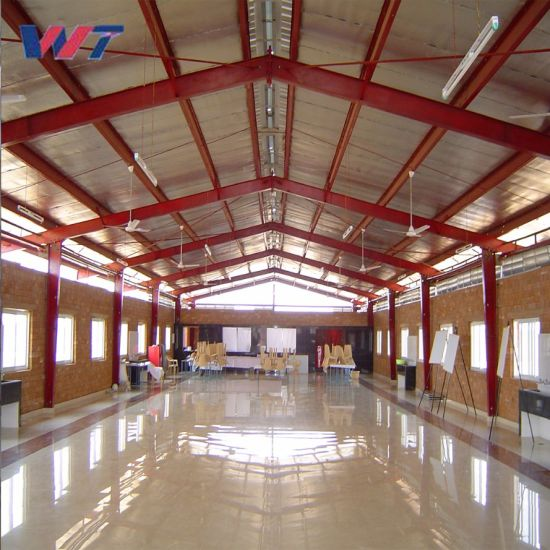 China Factory Price Light Frame Prefabricated Steel Building