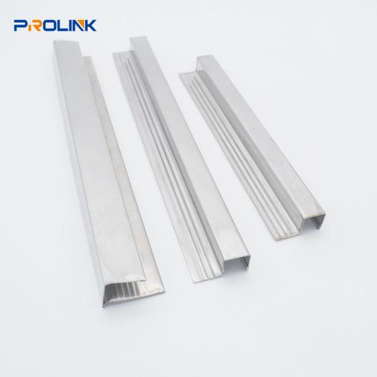 China Foshan Factory Price SS Square Box Shape Ceramic Corner - Ceramic tile trim shapes