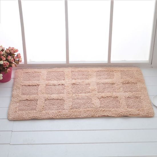 Custom Design New Style Bath Mat Washable Bathroom Rug Jrd256