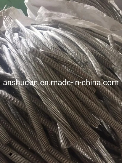 Scrap Aluminium Wire High Quality Direct Selling 99.99