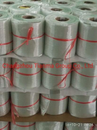 Glass Fiber Plain Woven Roving for Hand Lay up, Chinese Factory