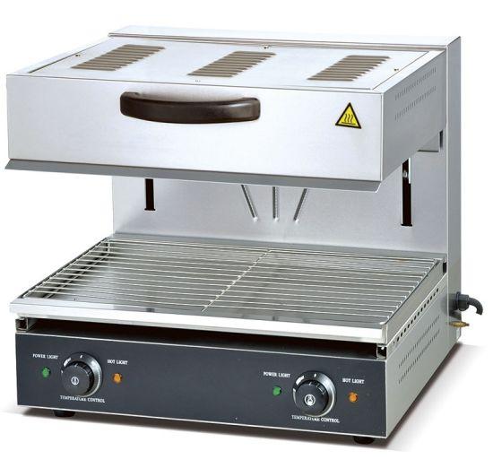 China Catering Equipment Commercial Electric Grill Food Heater Lift Up Salamander China Salamander Salamander Grill