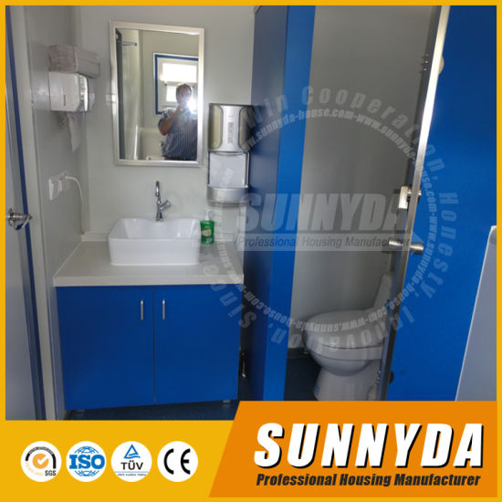 Accommodation Container 20FT Standard Customized Container House (SU-C118)