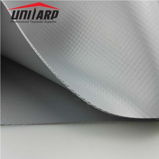 650GSM PVC Coated Tarpaulin