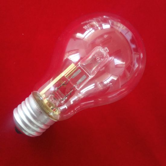 Energy Saving A60 75W Halogen Bulb
