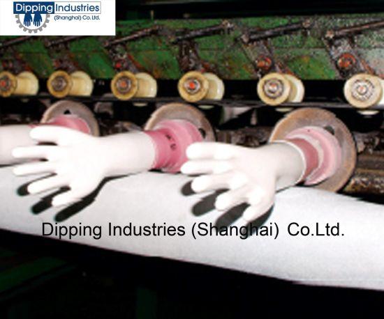 China Dipping Machine For Disposable Vinyl Glove China Dipping - Vinylboden für industrie
