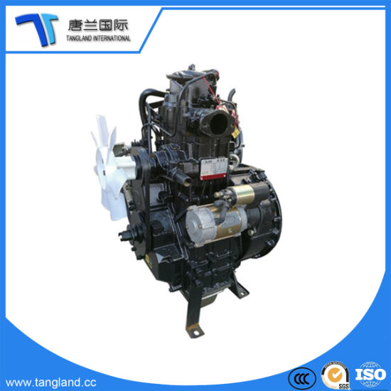 Portable 4-Stroke Single Cylinder Industrial Water Cooling Combustion/Diesel