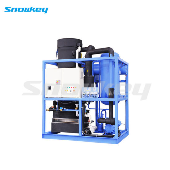 Competitive 10 T/D Crystal Tube Ice Machine