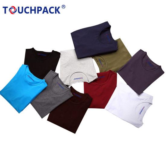 100% Cotton Unisex Customize Clothing Cheap Promotion T Shirt