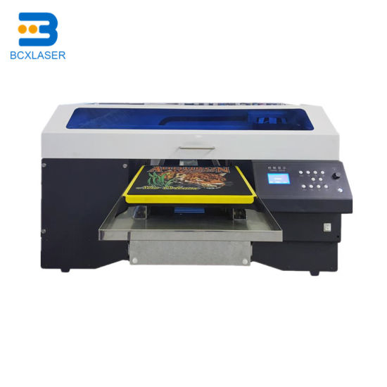 All Kind of Colors A3 T Shit Inkjet Printer 3D Digital T-Shirt Printing Machine