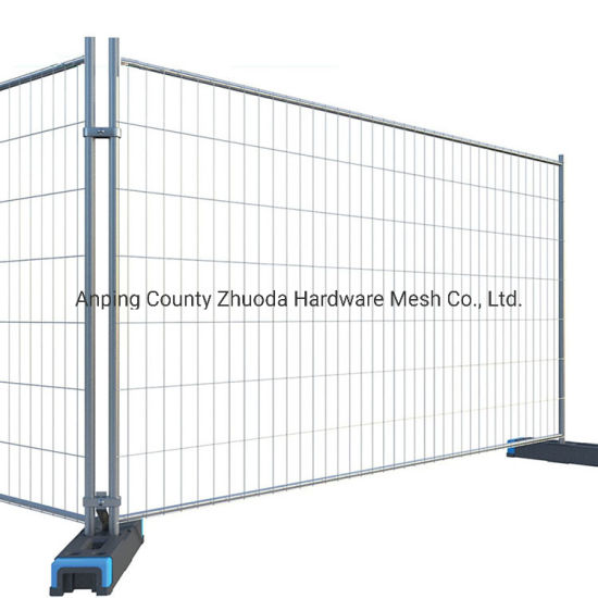 Amazon Sale China Good Quality Temporary Fence Canada Amercia pictures & photos