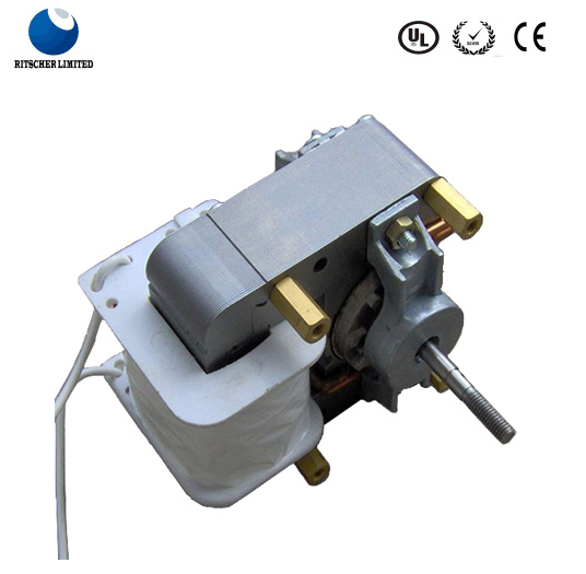 72 Series 107W Electrical AC Shaded Pole Motor for Oven Fan