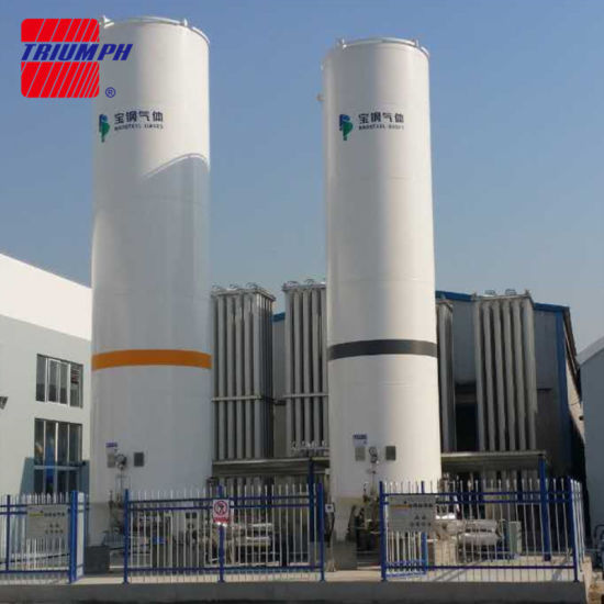 2019 Best Price of Cryogenic Storage Tank for Industrial Gas pictures & photos