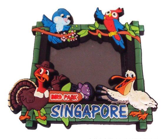 Custom Logo Factory Supply Photo Frame (SLF-PF054)