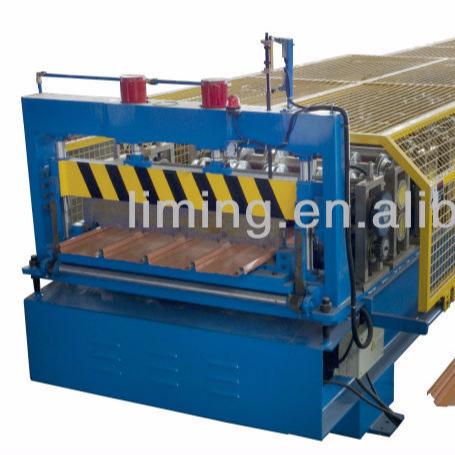 Liming Kliplock Roof Roll Forming Machine
