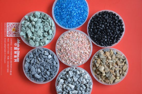 High Quality Colours of Aquatic Sand and Aquarium Natural Sand pictures & photos