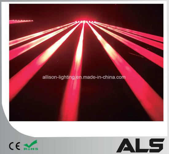 China Point Control Strip Eight Eye Laser Light Scan
