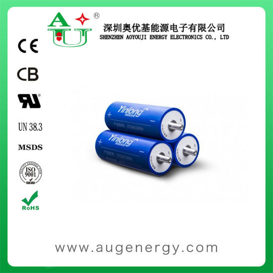 2.3V 35ah 40ah Yinlong Lithium Titanate Battery for Power Supply