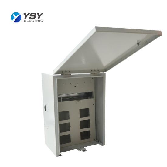 IP65 Waterproof Power Distribution Board Sheet Metal Stamping Electrical Box