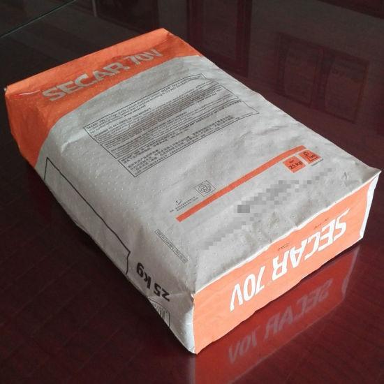 Multiwall Kraft Paper Bag for Building Material