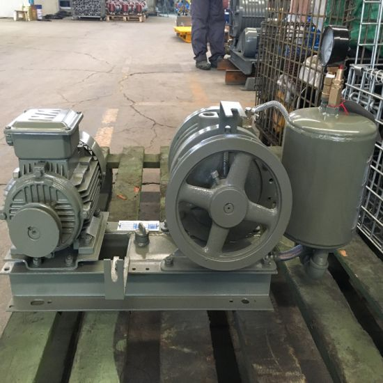 Hc-20s Rotary Air Blower, Dn20 Wastewater Aeration Blower 0.25kw pictures & photos