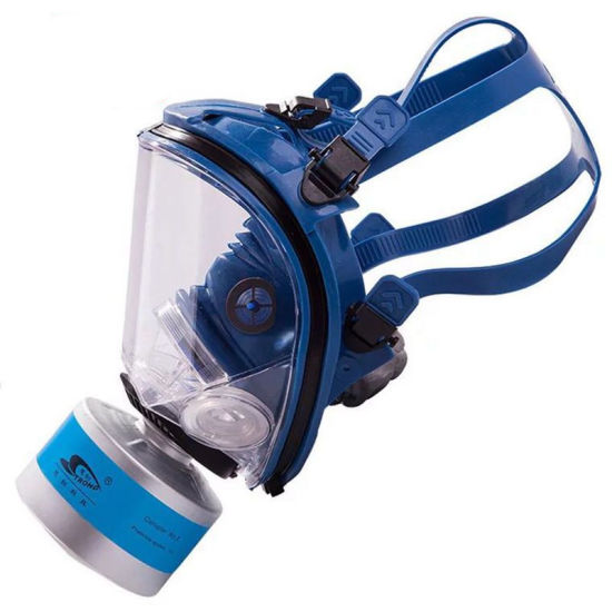 Chemical Full Face Respirator Mask Gas Mask