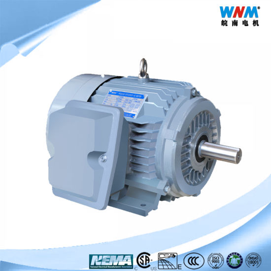 ND Series NEMA Standard High Slip Induction Electric Motor Special for Oil Pump