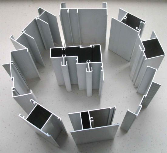OEM Customized Heat Sink Aluminum Extrusion Profile pictures & photos
