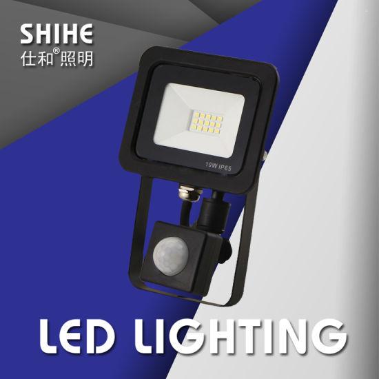 10w 220 Volt Pir Motion Sensor Light